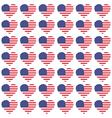 LOVE USA1 vector image vector image