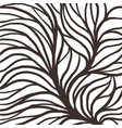 root patern vector image vector image