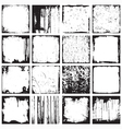 Grunge Square Backgrounds And Frames