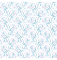 pearl pattern grey vector image vector image