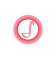 soup ladle icon sign symbol vector image vector image