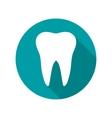 Tooth Icon Symbol vector image