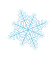 christmas snowflakes winter cold frozen image vector image vector image