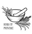 Mortar and pestle Linear logo