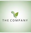 leaf logo ideas design