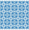 seamless texture with white vegetable or vector image