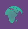 africa and europe earth globe global business