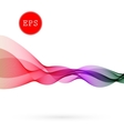 Color Abstract Spectrum Smoky wave vector image