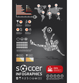 Soccerr info graphic4 vector | Price: 1 Credit (USD $1)