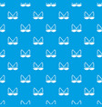 brassiere sexy pattern seamless blue vector image vector image