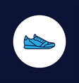 sport shoes icon sign symbol vector image vector image