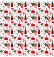 wine semless pattern vector image