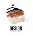 neutral abstract painting background design logo