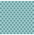 Seamless chevron pattern in retro style vector image vector image