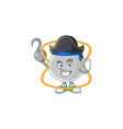 Cool pirate n95 mask cartoon with one hook hand