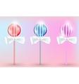 image Lollypops vector image