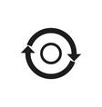 consistency icon simple vector image vector image