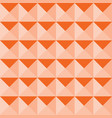 abstract seamless triangular pattern vector image vector image
