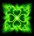 FairGotik Green 01 vector image
