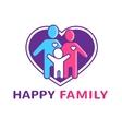 Family Logo vector image