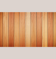 wood background realistic vector image