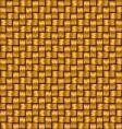 seamless woven texture vector image