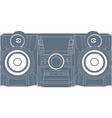 audio system icon