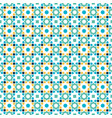 islamic pattern arabic star seamless abstract vector image