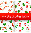 new year texture vector image vector image