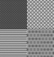 pixel monochrome abstract neutral background vector image vector image