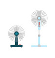 ventilation devices vector image