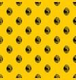 big easter egg pattern vector image vector image