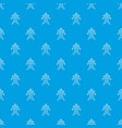 electric pole pattern seamless blue vector image