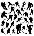 Hockey players vector | Price: 1 Credit (USD $1)