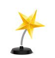 Star souvenir vector image