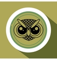 Animal design owl icon Isolated vector image vector image