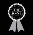 best icon design vector image