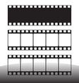 film1 vector image vector image