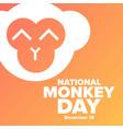 world international monkey day december 14