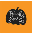 cute thanksgiving holiday greeting card vector image