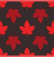 Canada seamless pattern