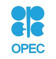opec logo vector image vector image