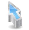Icon for cursor vector image vector image