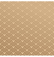 Orient Pattern Seamless vector image vector image