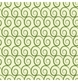 Wave geometric seamless pattern 3506 vector image vector image