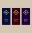 elegant banner collection for eid mubarak