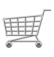 Shoppingcart vector image