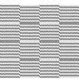 Black white grid pattern vector image vector image