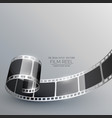 film strip for camera photography vector image vector image