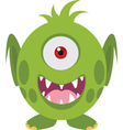 Scary Icon vector image vector image